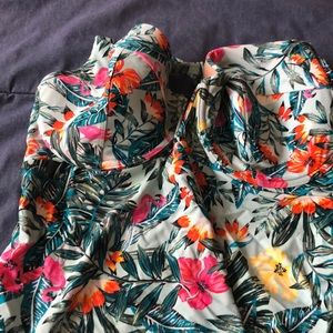 Lane Bryant swim suit top